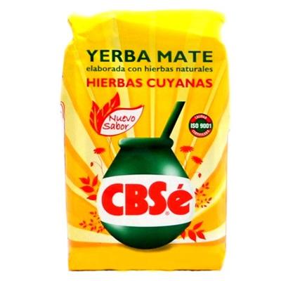 Mate Tea Fogyasztó CBSe Cuyanas, 500g