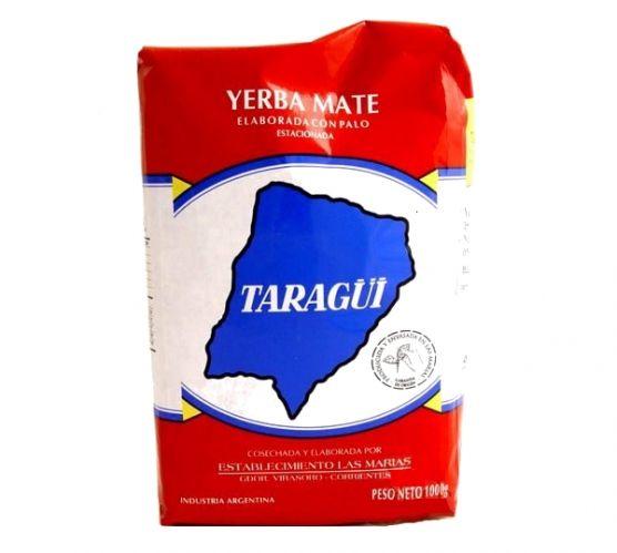 Mate Tea Taragui Elaborada, 1000g