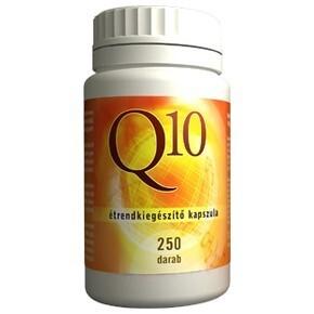 Crystal Q10 Koenzim, 250 kapszula