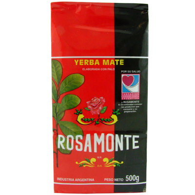 Mate Tea Rosamonte, 500g