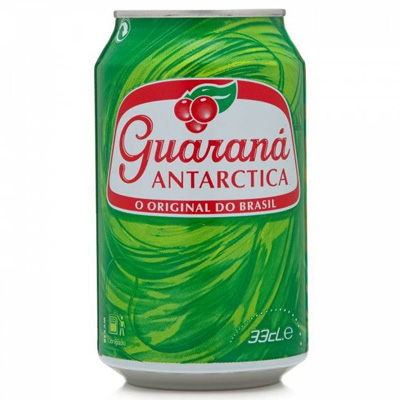 Guarana Antarctica CAN 330 ML