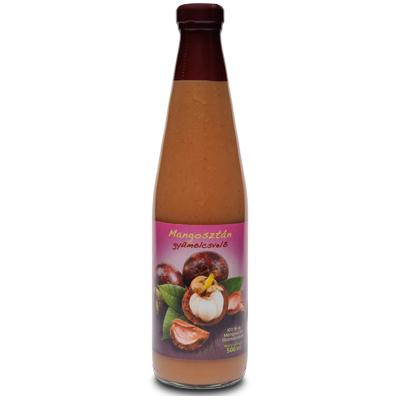 Mangosztán 100%-os gyümölcslé, 500ml