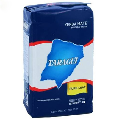 Mate Tea Taragui Sin Palo, 500g