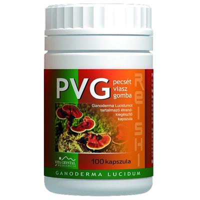 PVG Ganoderma kapszula, 100db