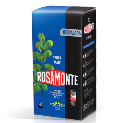 Mate Tea Rosamonte Despalada, 500g