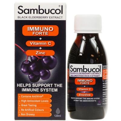 Sambucol Immuno Forte, 120ml