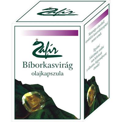 Bíborkasvirág Olajkapszula, 3 x 60